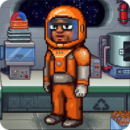 Lost in Space and Time-Point and Click Pixel Quest