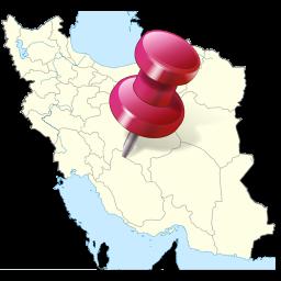 افزونه نقشه ایران سفر