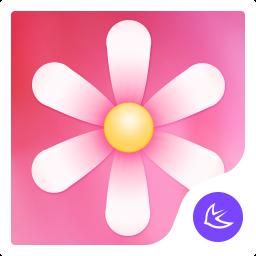 Girlhood-APUS Launcher theme