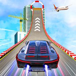 Impossible Track Car Driving Games: Ramp Car Stunt