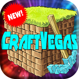 CraftVegas: Block Craft Game