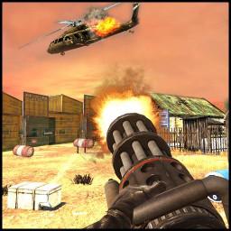 Modern Gun Strike - Fun Shooting Games