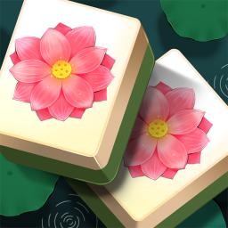 Mahjong Lotus Solitaire