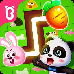 Little Panda's Pet Line Puzzle