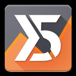 WebSite X5 Manager