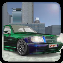 Benz E500 W124 Drift Simulator:Car Games Racing 3D