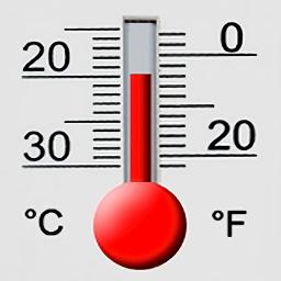 Thermometer - Indoor & Outdoor