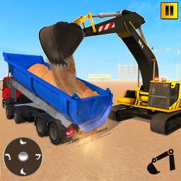 Excavator City Construction : Construction Games