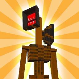 Siren Head Mod for Minecraft PE - MCPE