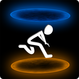 Portal Maze 2 - Aperture spacetime jumper games 3d