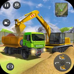 Real Excavator Simulator Master 3D 2019