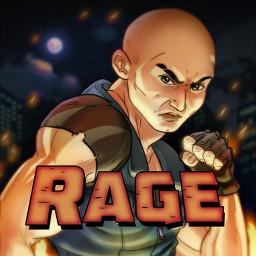 Fist of Rage: 2D Battle Platformer