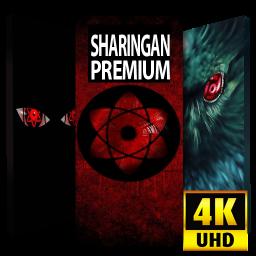 Sharingan Premium Wallpaper HD+