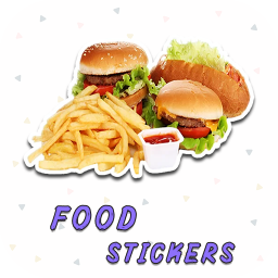 Food Stickers for Whatsapp - Food WAStickerApps