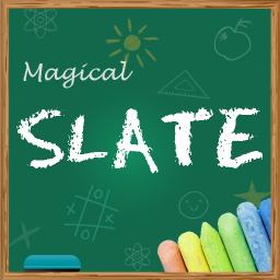 Magical Slate   Greenboard Magic Slate