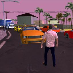 Grand vice gang: Miami city
