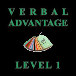 Verbal Advantage - Level 1