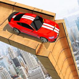 Mega Ramp Car Stunts GT Racing- New Car Games 2021