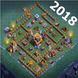 layout for clash of clans