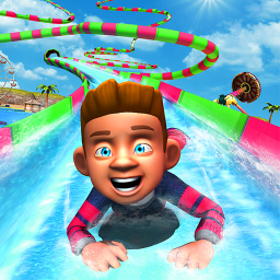 Kids Water Adventure 3D Park