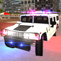 Real US Police Sport Car Game: Police Games 2020