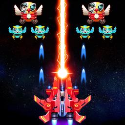 Galaxy Attack Invaders : Alien Chicken Shooter