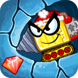 Digger Machine 2 - dig diamonds in new worlds