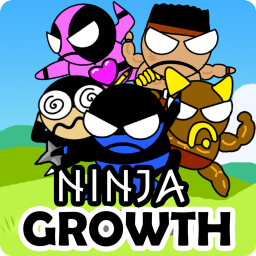 Ninja Growth - Brand new clicker game