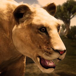 Ultimate Lioness Simulator