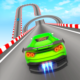 Hero Car Stunts: Hero Car Game