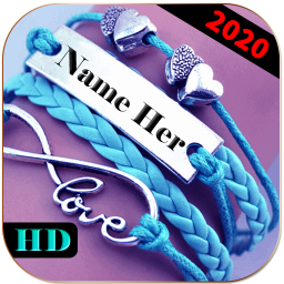 Name On Necklace - Name Art