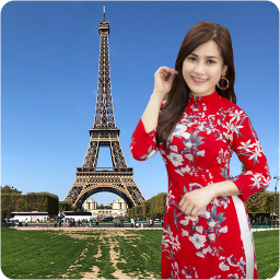 Famous Places World Background Changer Photo
