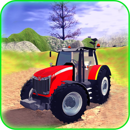 Real Tractor Farming Simulator 2020 3D Game