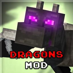 Dragons mods for MCPE - DraMo