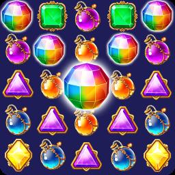 Jewel Castle™ - Classical Match 3 Puzzles
