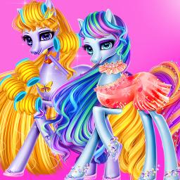 Rainbow Pony Care