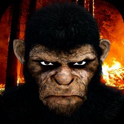 Ape Assassin 2 - Forest Hunter