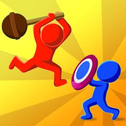 Move.io: Move Stop Move - Stickman Crowd 3D