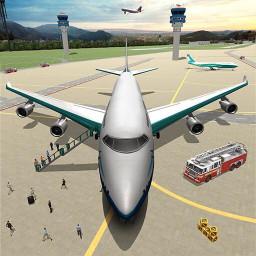 Real Plane Landing Simulator