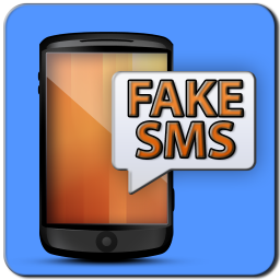 FAKE SMS message