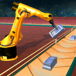Idle Space Mining 3D