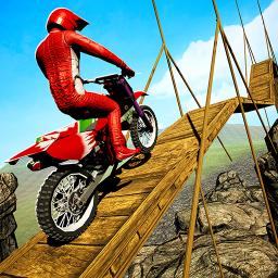 Bike Racer Stunts - Racing Games Bike Game
