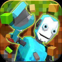 RoboCraft: Building & Survival Craft - Robot World
