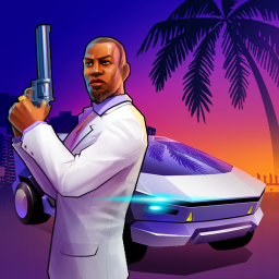 GTS. Gangs Town Story. Action open-world shooter