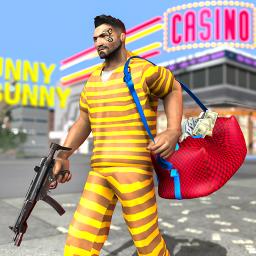 Prison Escape Casino Robbery
