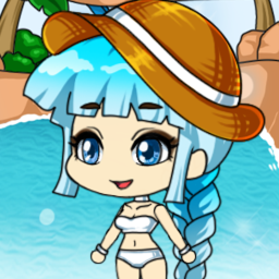 Water Park Pretty Girl : dress up game