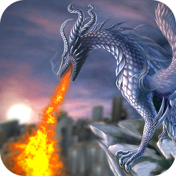 Flying Dragon Simulator 2021: New Dragon Game