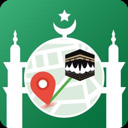 Muslim Assistant - Prayer Times, Azan, Qibla