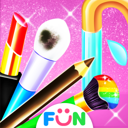 Makeup Kit Cleaning – Makeup Games for Girls