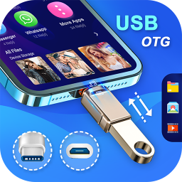 USB to OTG Converter: USB Driver for Android